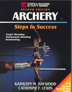 Archery : steps to success cover