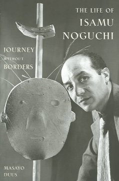 The life of Isamu Noguchi : journey without borders cover