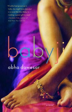 Babyji : a novel cover