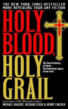 holy blood holy grail book cover