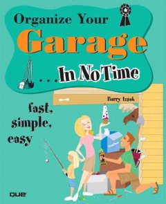 Organize your garage in no time cover