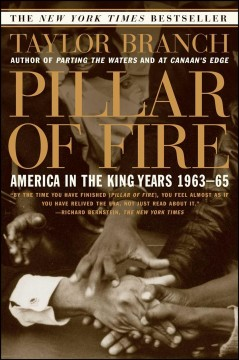 Pillar of fire : America in the King years, 1963-65 cover