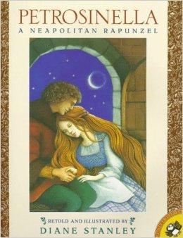 Petrosinella : a Neapolitan Rapunzel cover