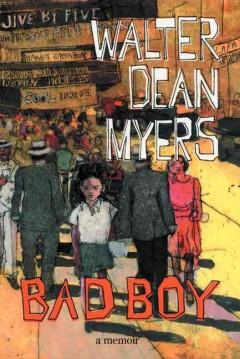 Bad boy : a memoir cover