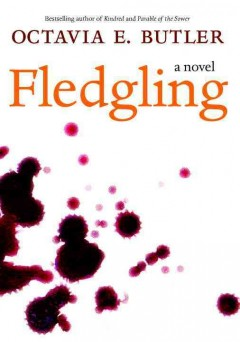 The cover to Octavia E. Butler's novel, Fledgeling