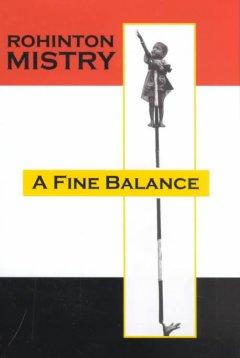 A fine balance cover