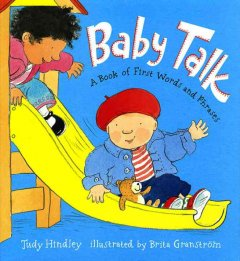 Baby talk : a book of first words and phrases