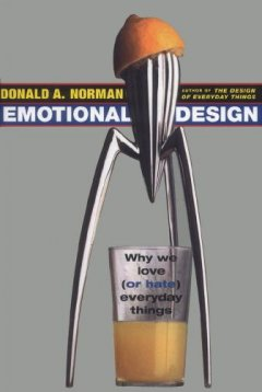 emotional designwhy we love (or hate) everyday things - Cover Image