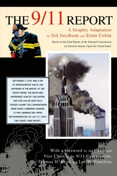 The 9/11 report : a graphic adaptation cover