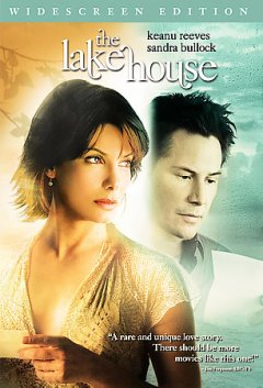The lake house cover
