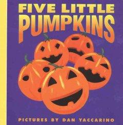 Five little pumpkins cover