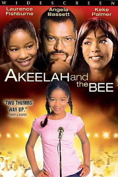 Akeelah and the bee cover