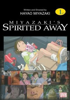 Miyazaki's Spirited away.  1 of 5 / cover