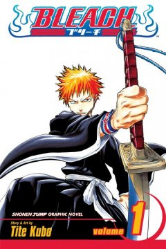 Bleach.  1, Strawberry and the soul reapers / cover
