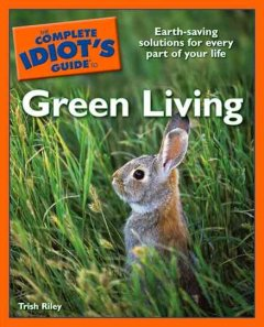 complete idiot's guide to green living cover