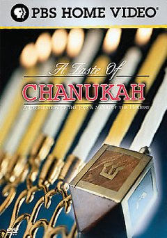 A Taste of Chanukah from Jordan Hall at the New England Conservatory. cover