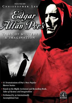 Edgar Allan Poe's Tales of mystery & imagination cover