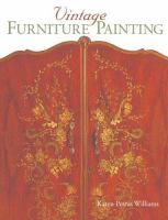 vintage furniture painting cover
