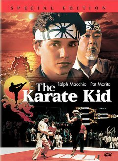 The Karate Kid cover