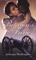 passion's furies - Cover Image
