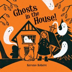 Ghosts in the house! cover