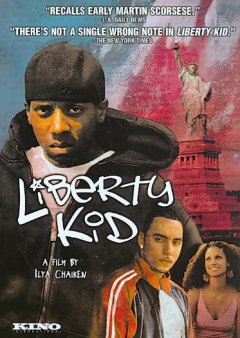 Liberty kid cover
