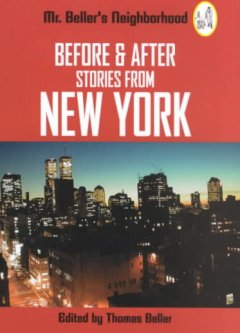 before & after :stories from new york cover
