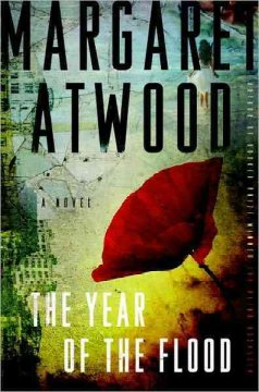 The year of the flood : a novel cover