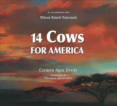 14 cows for America cover