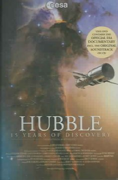 Hubble 15 years of discovery cover