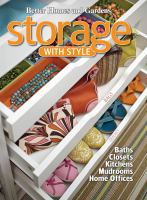 storage with style cover