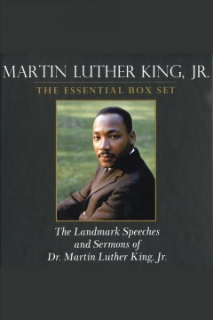 The Landmark Speeches and Sermons of Dr. Martin Luther King, Jr.