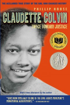 Claudette Colvin : twice toward justice cover