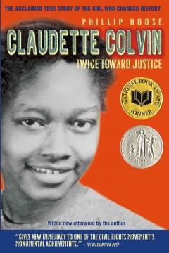 Claudette Colvin : twice toward justice cover
