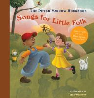 Songs for little folks - Cover Image