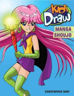 Kids draw Manga Shoujo cover