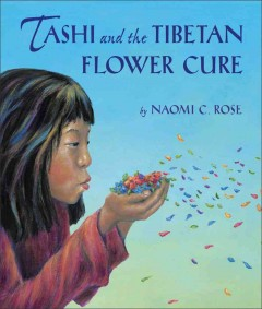 Tashi and the Tibetan flower cure cover