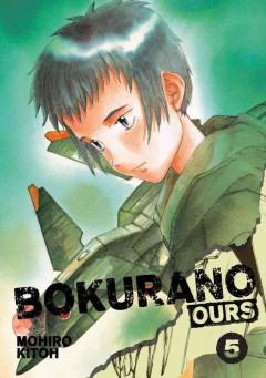 Bokurano ours.  5 / cover
