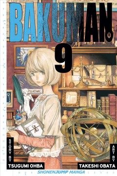 Bakuman.  9, Talent and pride / cover