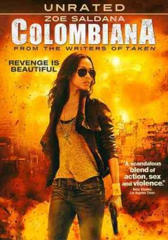 Colombiana cover