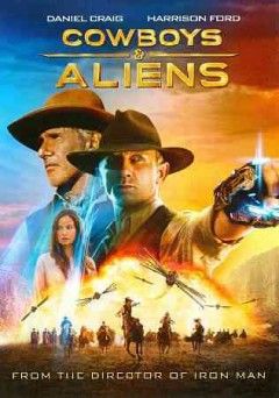 Cowboys & aliens - Cover Image