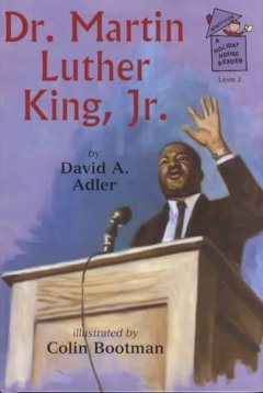 Dr. Martin Luther King, Jr. cover