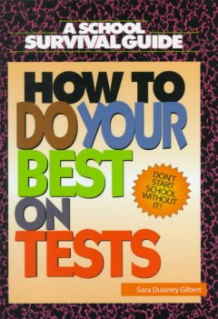 How to do your best on tests cover