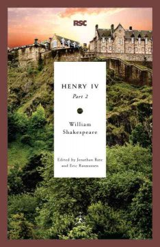 Henry IV, part II cover