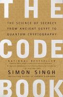code bookthe science of secrecy from ancient egypt to quantum cryptography - Cover Image