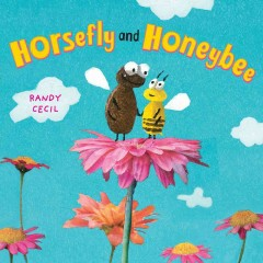 horsefly and honeybee cover