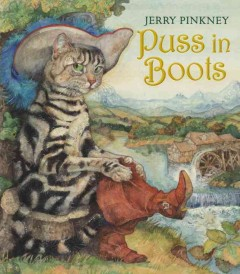 Puss in Boots cover
