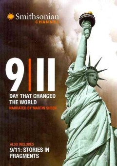 9/11 a day that changed the world. cover