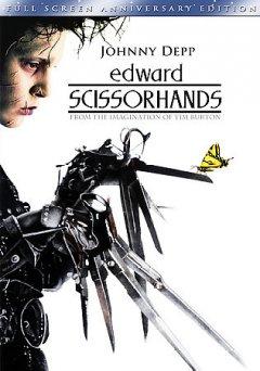 Edward Scissorhands cover