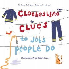 Clothesline clues to jobs people do cover